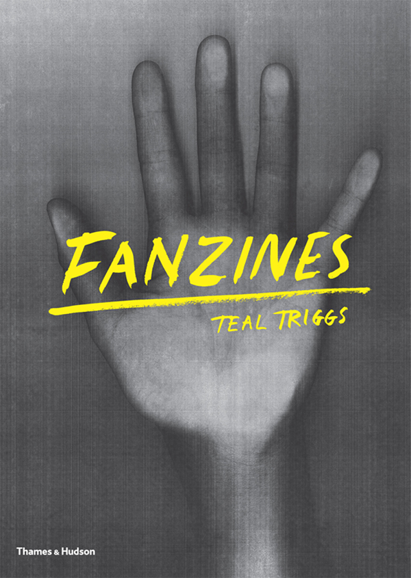 Poster »Fanzines« by Thames & Hudson