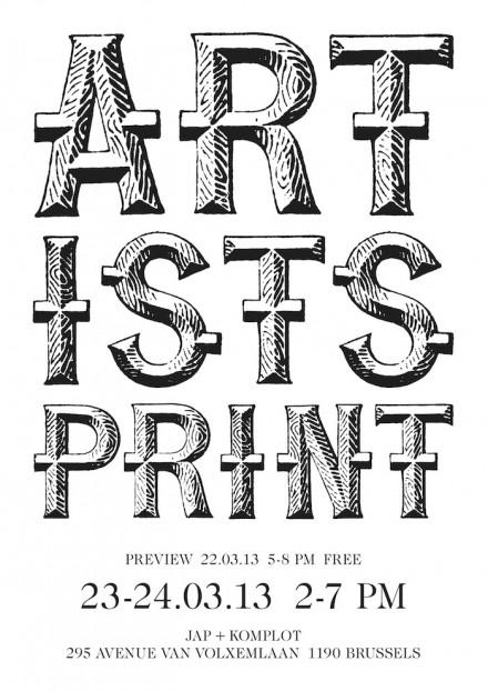 Artists-Print